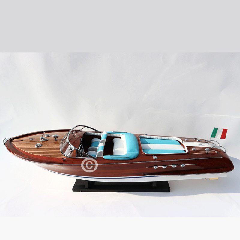 thuyền đua tốc độ super riva aquarama (blue)