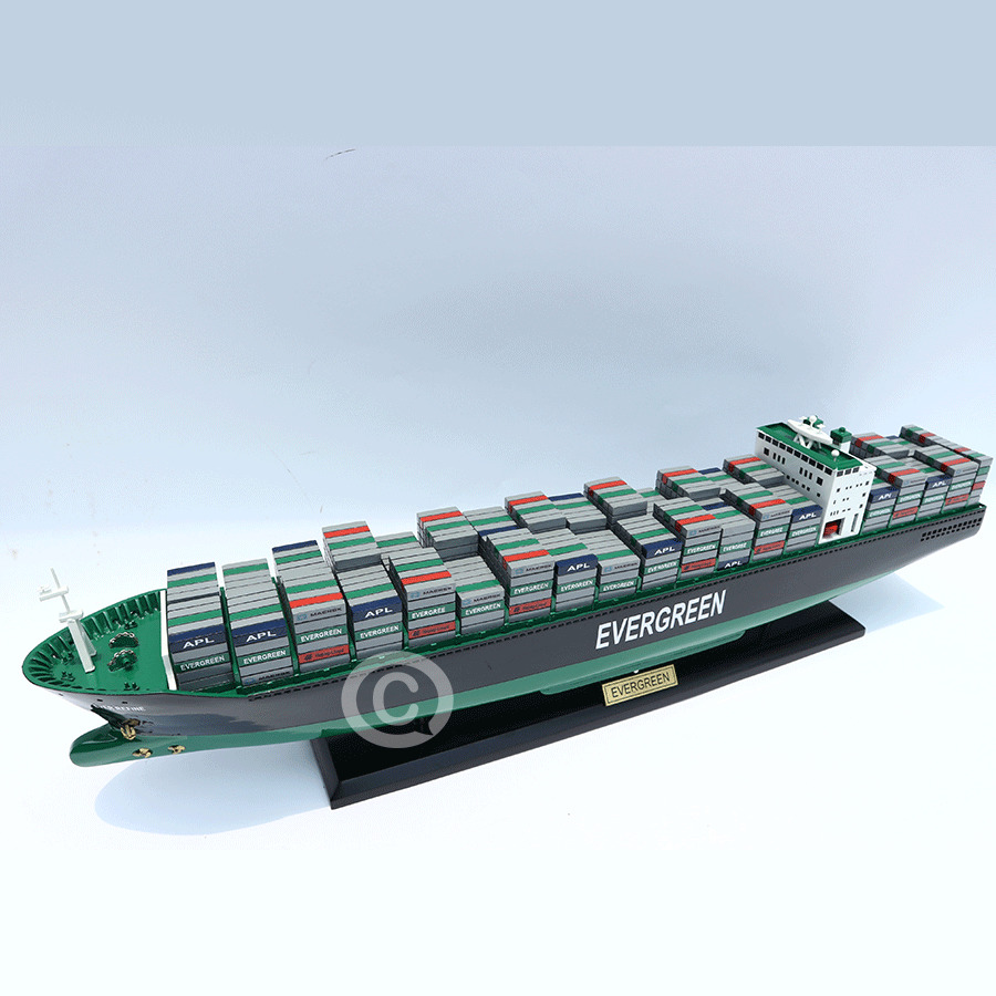 Thuyền Thương mại EVERGREEN