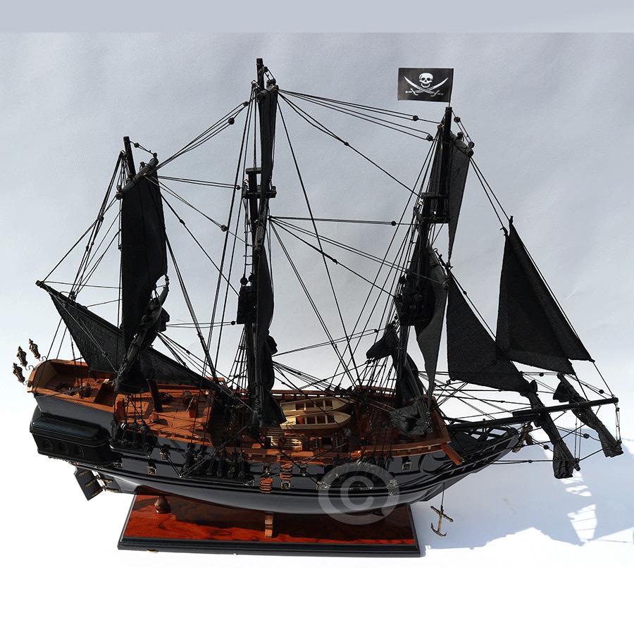Mô hình thuyền gỗ BLACK PEARL