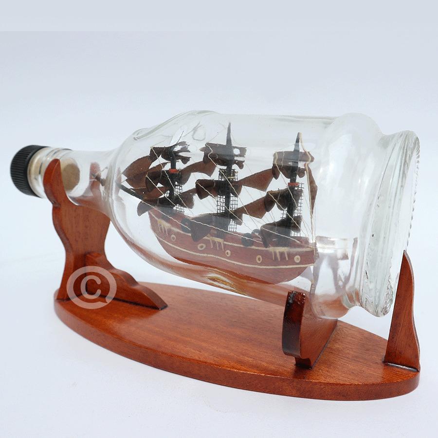 mô hình thuyền trong chai là gì