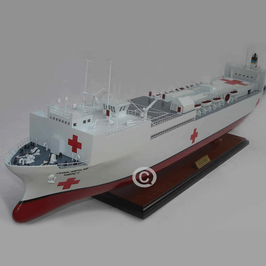 Thuyền chiến USNS MERCY