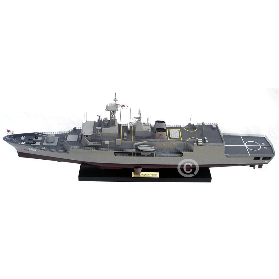 mô hình thuyền arunta 151