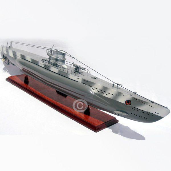 mô hình thuyền chiến german u-boat