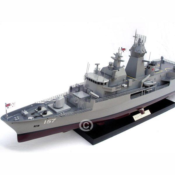 Thuyền Chiến Hmas Perth Ffh 157