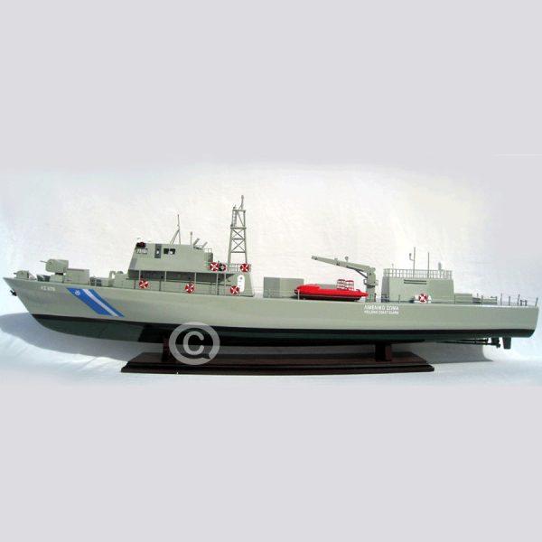 mô hình thuyền chiến shaldag