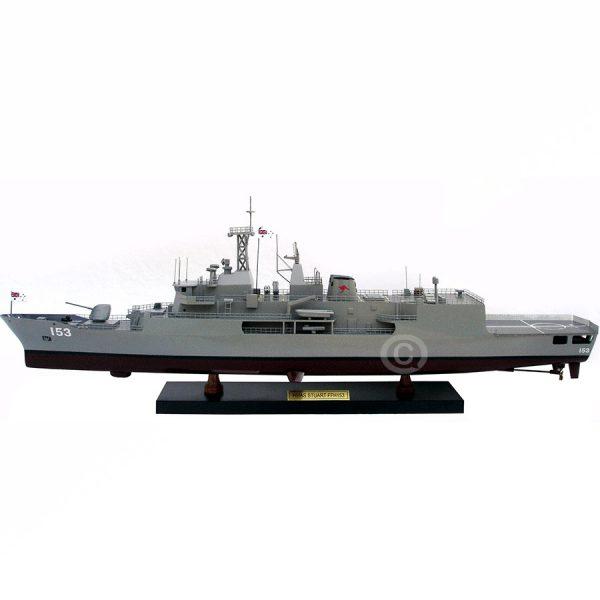 Thuyền Chiến Hmas Stuart Ffh 153
