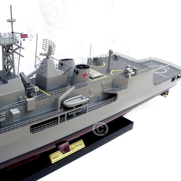 Thuyền Chiến Hmas Toowoomba Ffh 156