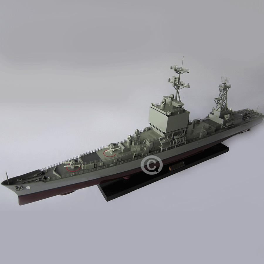Thuyền chiến USS LONG BEACH
