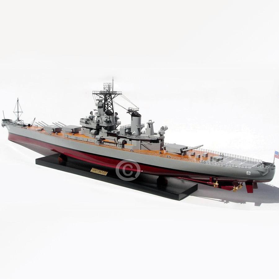 MÔ HÌNH THUYỀN CHIẾN USS MISSOURI