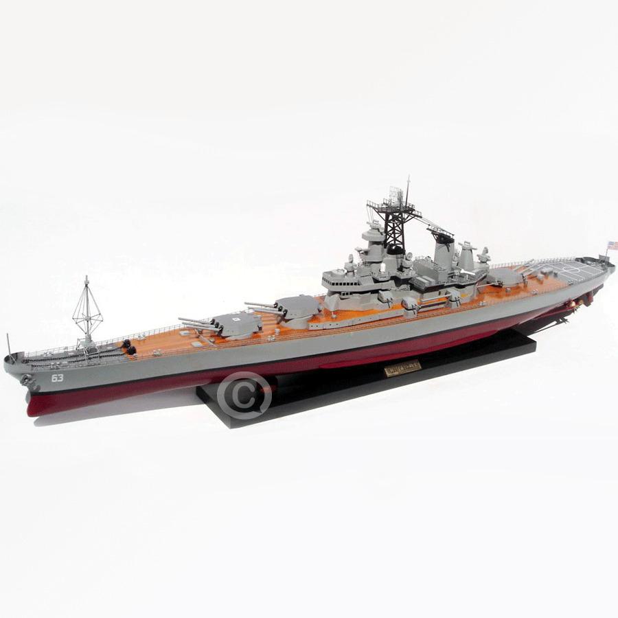 Thuyền chiến USS MISSOURI (BB-63)