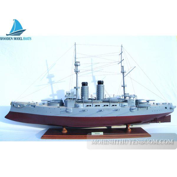 thuyền chiến mikasa