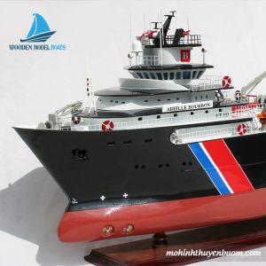 Thuyền thương mại ABEILLE BOURBON