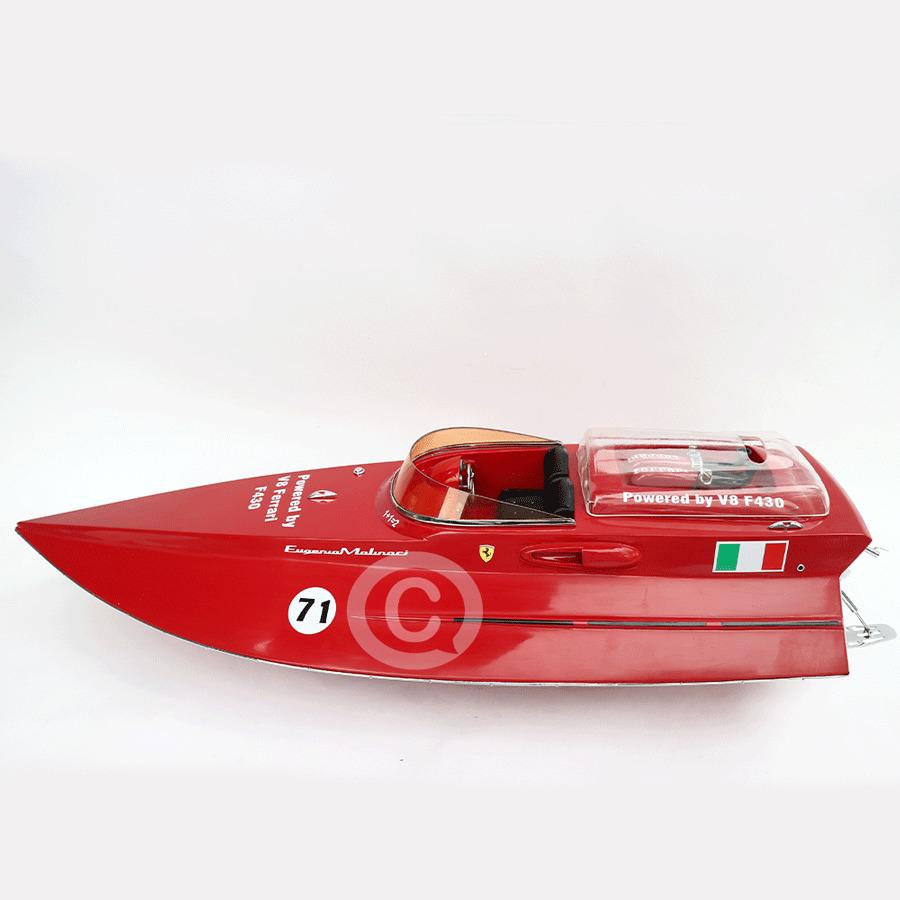 Mô Hình Thuyền Hiện Đại Ferrari F430