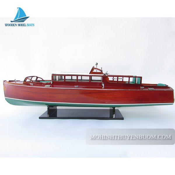 Thuyền Đua Chris Craft Commuter Cruiser 1929