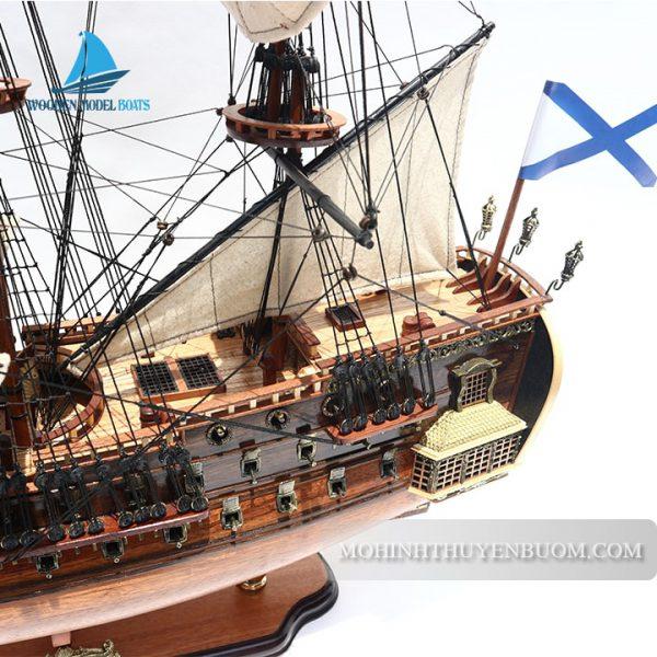 thuyền gỗ poltava
