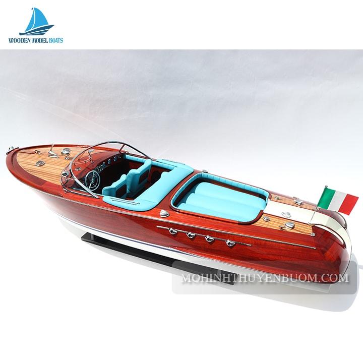thuyền đua super riva aquarama (blue)