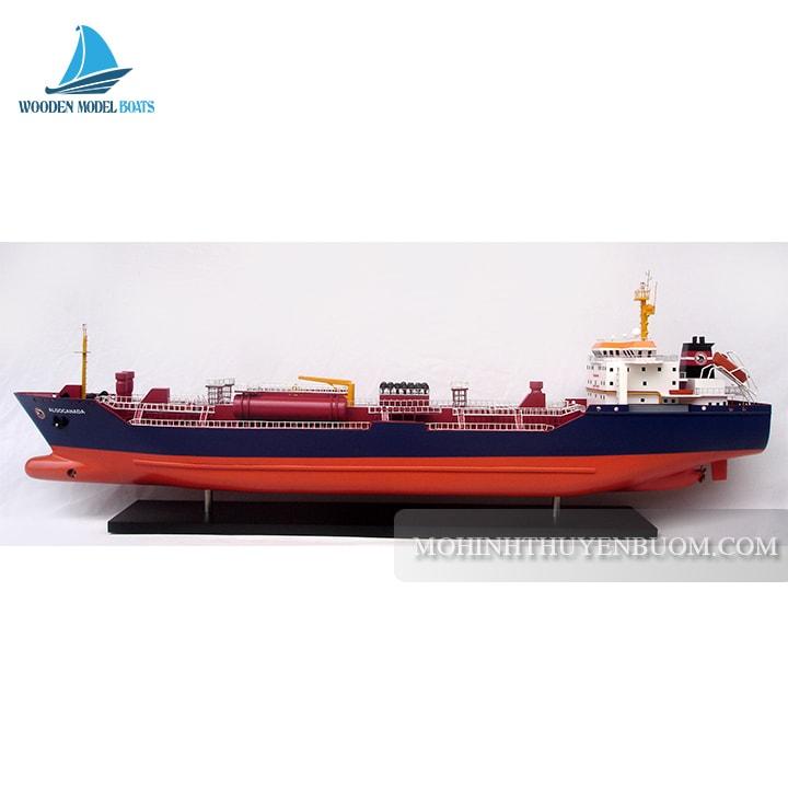 Mô Hình Thuyền Algocanada