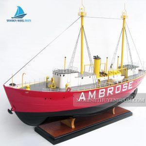 Thuyền đánh cá AMBROSE LIGHT SHIP