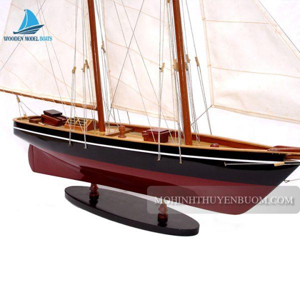 thuyền buồm america painted