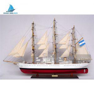 Thuyền buồm ARA LIBEThuyền Gỗ ARA LIBERTADRTAD