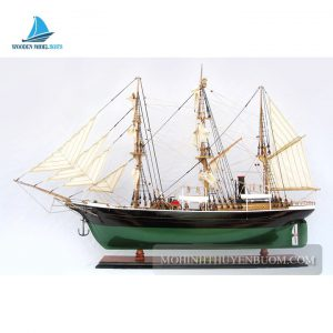 Thuyền Gỗ BELGICA