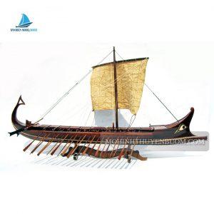 Tàu Thuyền Truyền Thống BIREME