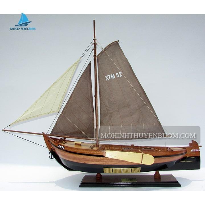 Tàu Thuyền Truyền Thống BOTTER