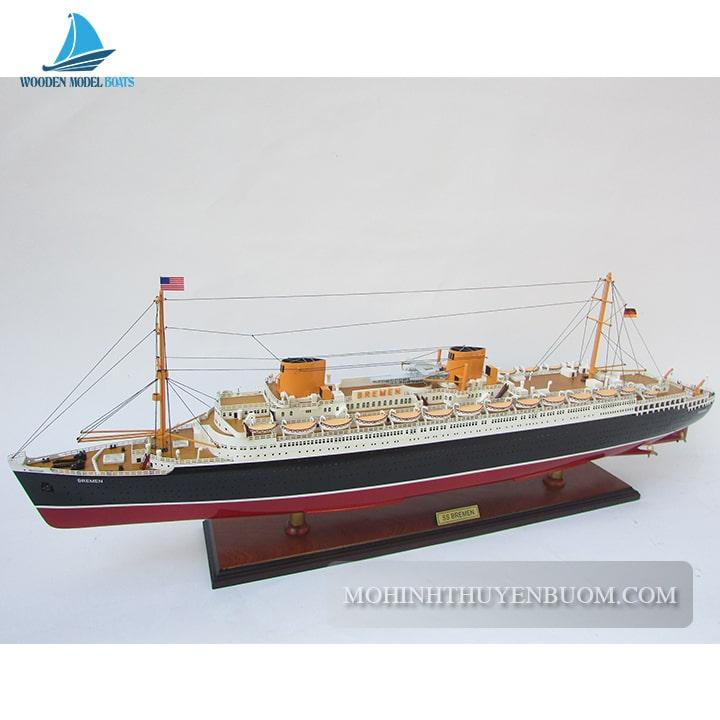Thuyền Du Lịch SS BREMEN