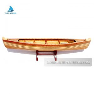 Tàu Thuyền Truyền Thống CANADIAN CANOE