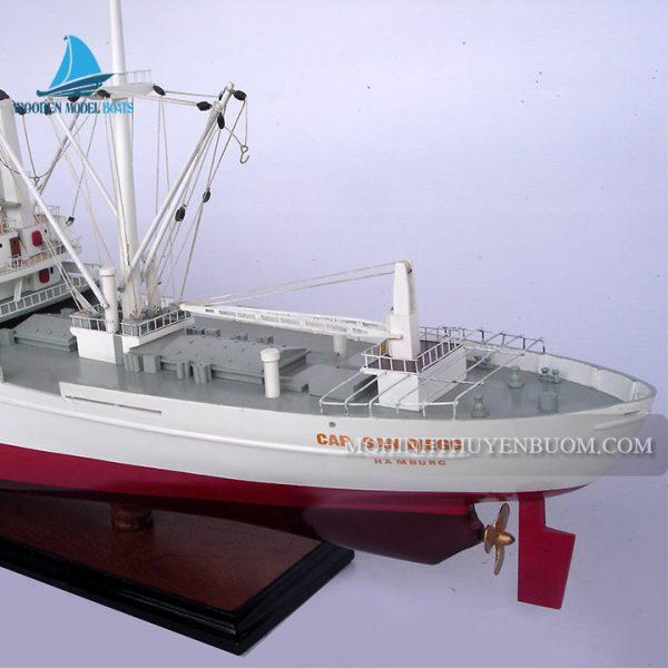thuyền thương mại cap san diego