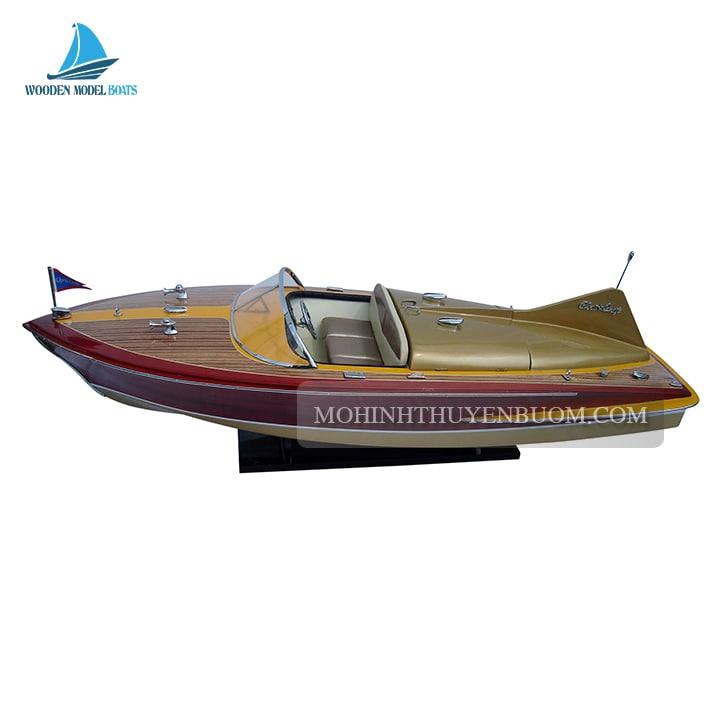 thuyền đua chris craft cobra 1955