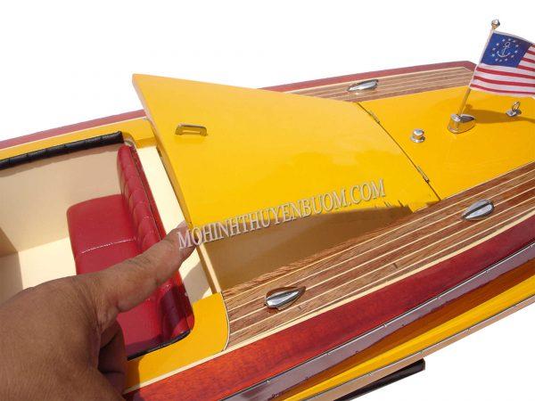 Thuyền Đua Chris Craft Riviera 1954
