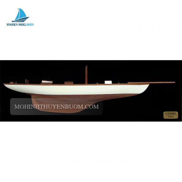 Thuyền Tranh Columbia Half-Hull