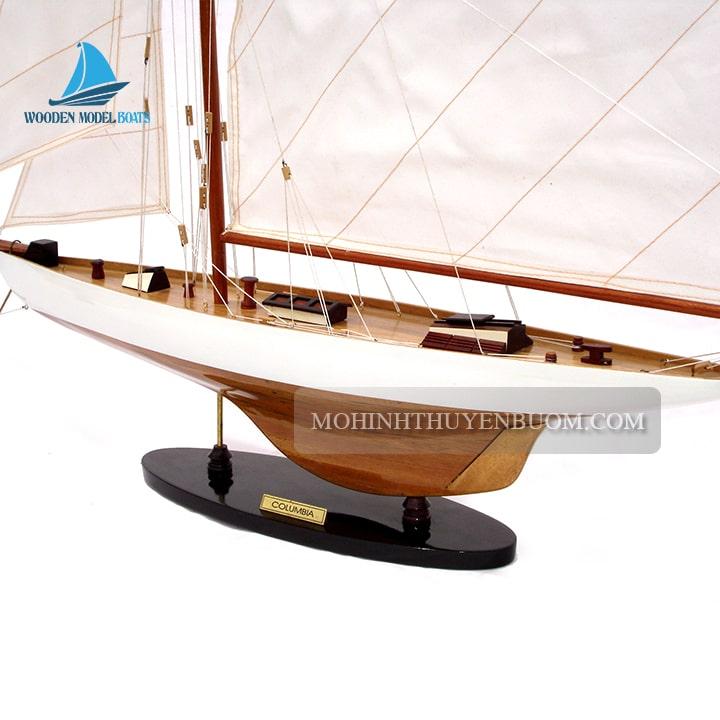 Thuyền buồm COLUMBIA PAINTED