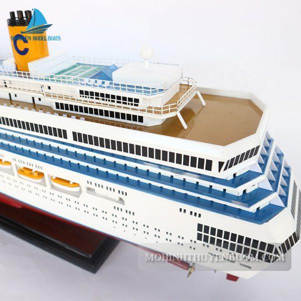 thuyền du lịch costa fortuna