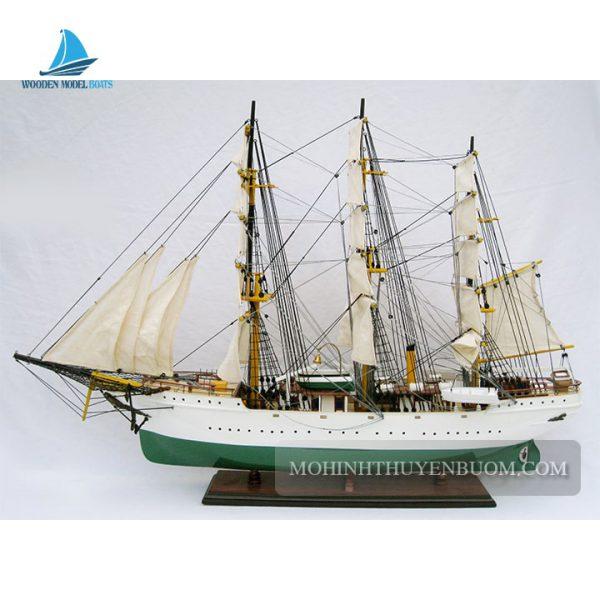 Mô Hình Thuyền Gỗ Danmark