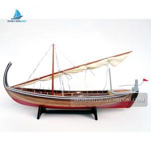 Tàu Thuyền Truyền Thống DHONI