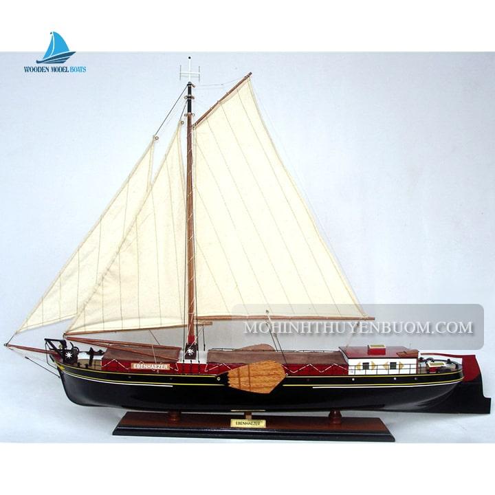 tàu thuyền truyền thống ebenhaëzer