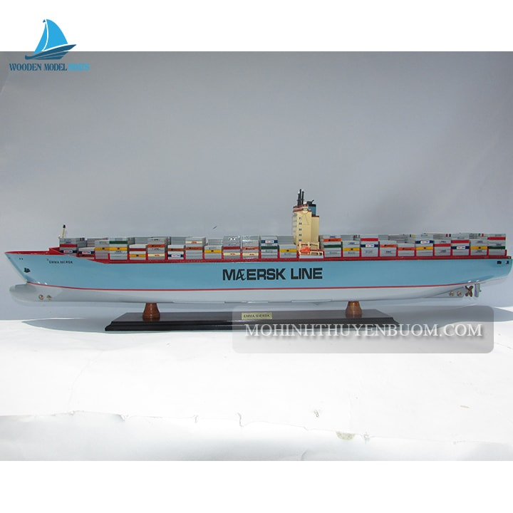 Thuyền Thương Mại Emma Maersk