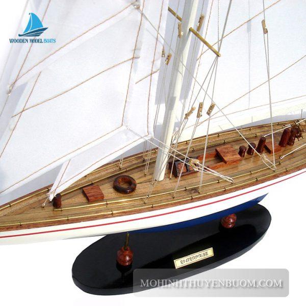 Thuyền Buồm Enterprise Painted