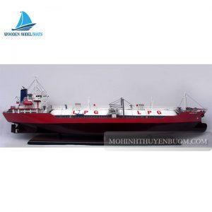 Thuyền thương mại GAS SELLAN