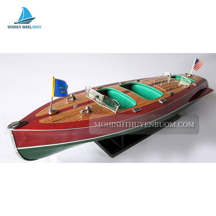 thuyền đua hacker craft