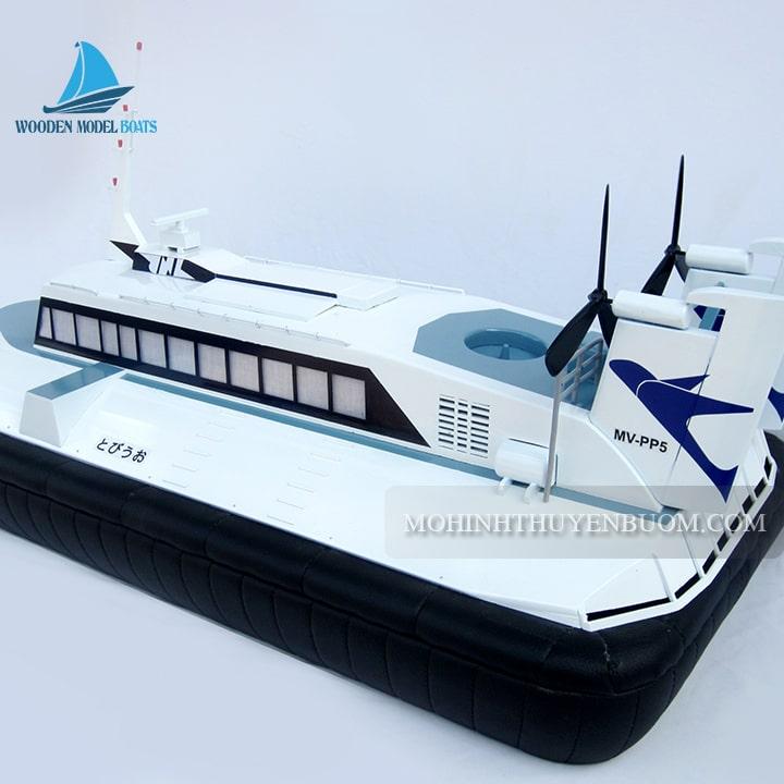 Thuyền Thương Mại Hovercraft