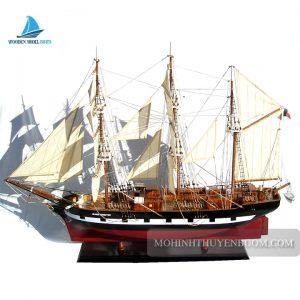 Mô hình thuyền gỗ JEANIE JOHNSTON