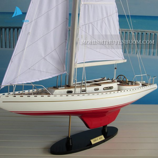 thuyền buồm jubilee 40er