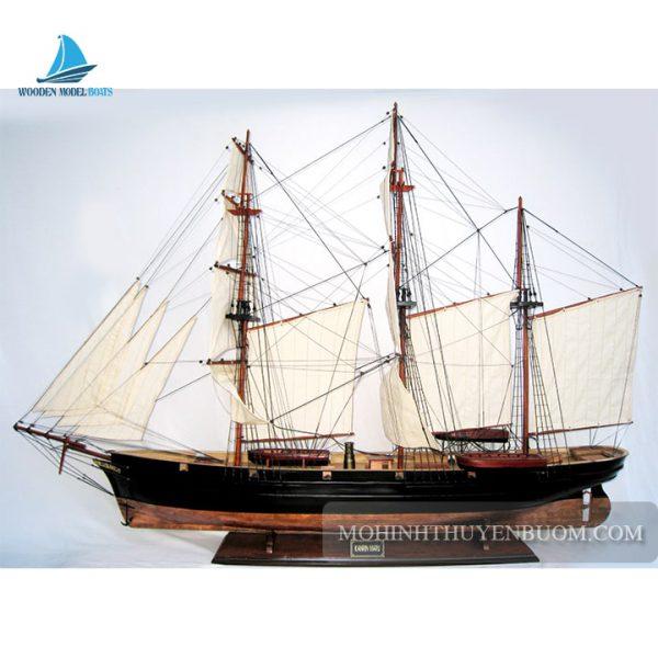Thuyền Gỗ Kanrin Maru