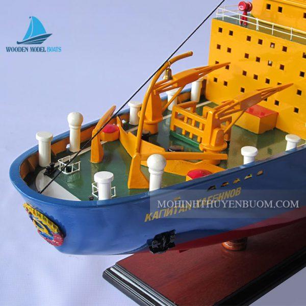 thuyền thương mại kapitan khlebnikov