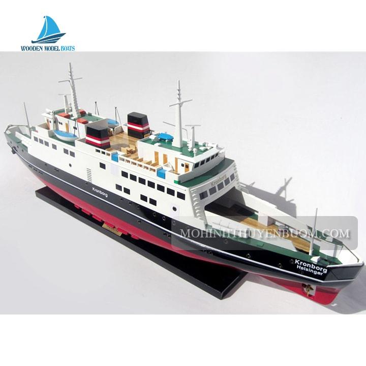 mô hình thuyền đánh cá là gì