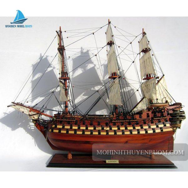 Thuyền Gỗ La Bretagne