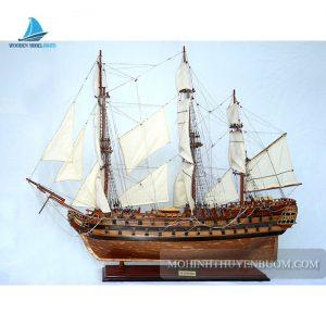 Mô hình Thuyền gỗ LE SUPERBE